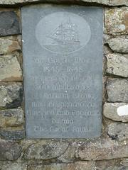 Irish Famine Plaque (Theyoungones1994) Tags: irish plague famine rathlinisland