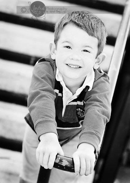 My Boy...