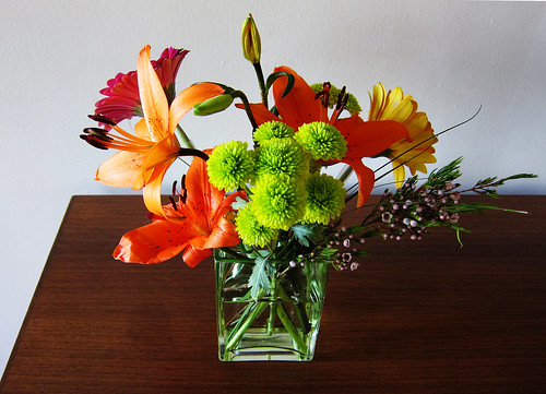 Birthday Flowers of the Week Redux