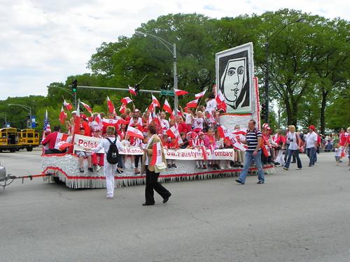 Parada Konstytucji 3 maja Chicago 2010 (349)