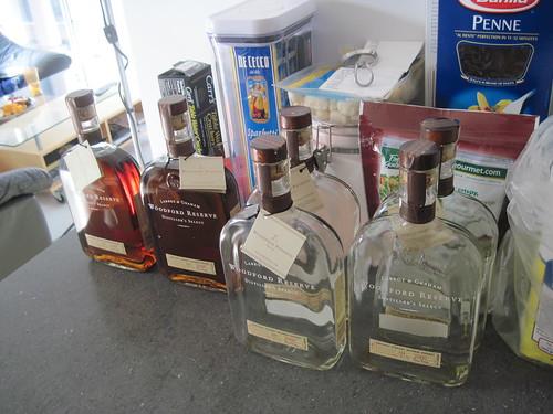 Bourbon for Juleps