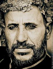Portrait [Explored] (Mohammed Almuzaini   ) Tags: old canon nikon 26                      portreh