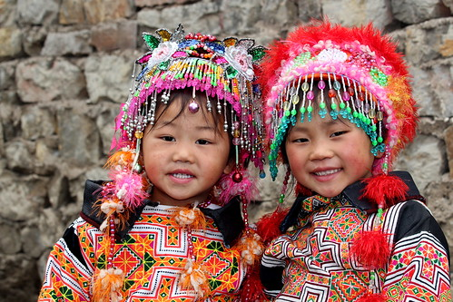 Asia - China / Guizhou + Guangxi by Rudi Roels