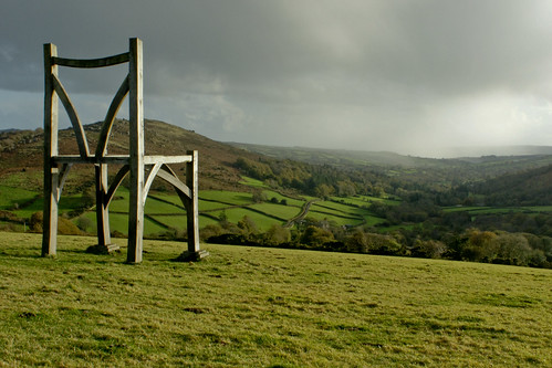 Giant's Chair, Dartmoor
