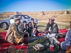 Picnic in Balkh w/Sheikh