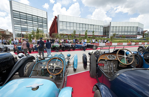 International Bugatti Meeting Burgos