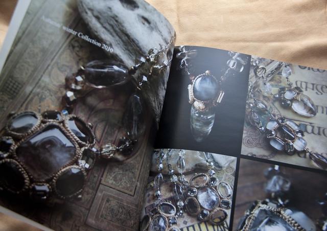 Blurb booklet - Kotomi Jewellery 2010-11