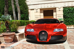 Bugatti Veyron RRR (Raphal Belly Photography) Tags: red black car french real rouge photography eos hotel al holding riviera photographie estate rich group uae wrap f1 casino montecarlo monaco bin 64 belly exotic chrome r 7d passion crocodile 164 carlo monte rrr hermitage raphael bugatti rb spotting gp eb w16 supercars 1001 rashid veyron ajman rashed raphal in principality chromed nuaimi ettore humaid ressources