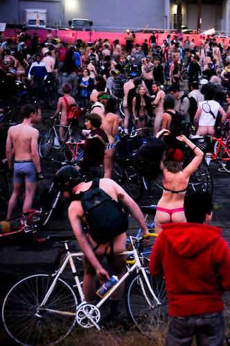 World Naked Bike Ride 2011-12-11