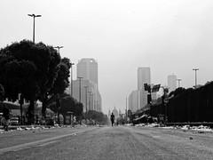 Greve dos Garis (Luiz Baltar) Tags: cidade brasil riodejaneiro rj 7d lixo greve gari ripper prefeito luta baltar justia dignidade humanista direitoshumanos documentao