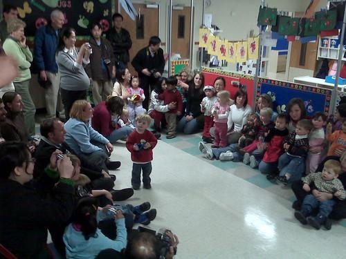Sophia's Daycare Assembly