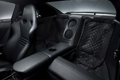 National Speed - GTR Spec V Rear Seats