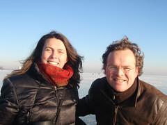 (basvanrijen) Tags: iceskating marken volendam schaatsen monnickendam natuurijs gouwzee