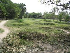 Killing Fields Mass Burial Pits - Phnom Penh