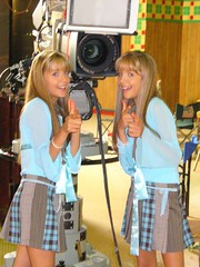 Becky and Milly Rosso First Episode (fanofthestars) Tags: life jessica janice becky cody suite zack rosso milly