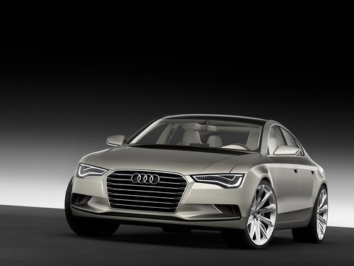 2009 Audi Sportback Concept new pictures