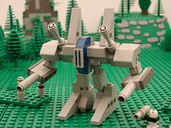 heavy mechs 042 (zeekhotep) Tags: war lego military micro combat mecha mech mechaton