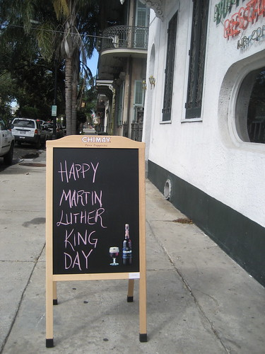Buffas Happy MLK Day