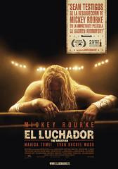 Poster El luchador The Wrestler