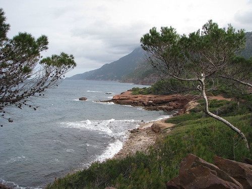 Coastline from La Volta des General