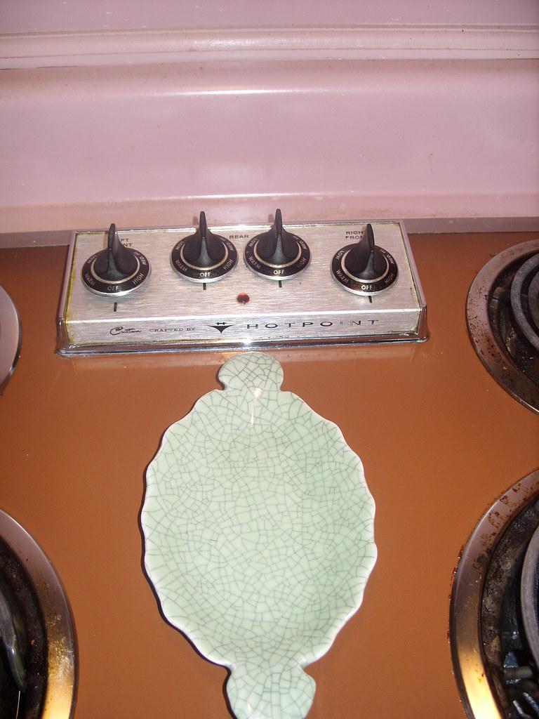 1960 drop in cooktop