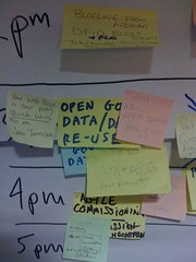 Open Government Data Session Tack-on Free For All
