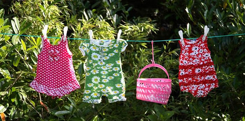 Moda infantil verano 2009