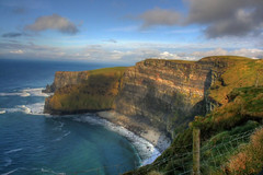 Cliffside (SeanOConnor2010) Tags: cliffsofmoher