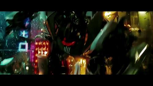 Transformers 2 Decepticon audi R8 robot