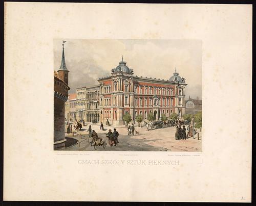 010- La escuela de bellas artes-1886