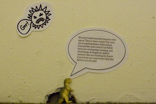 Thing 3 - Dinosaur Plea