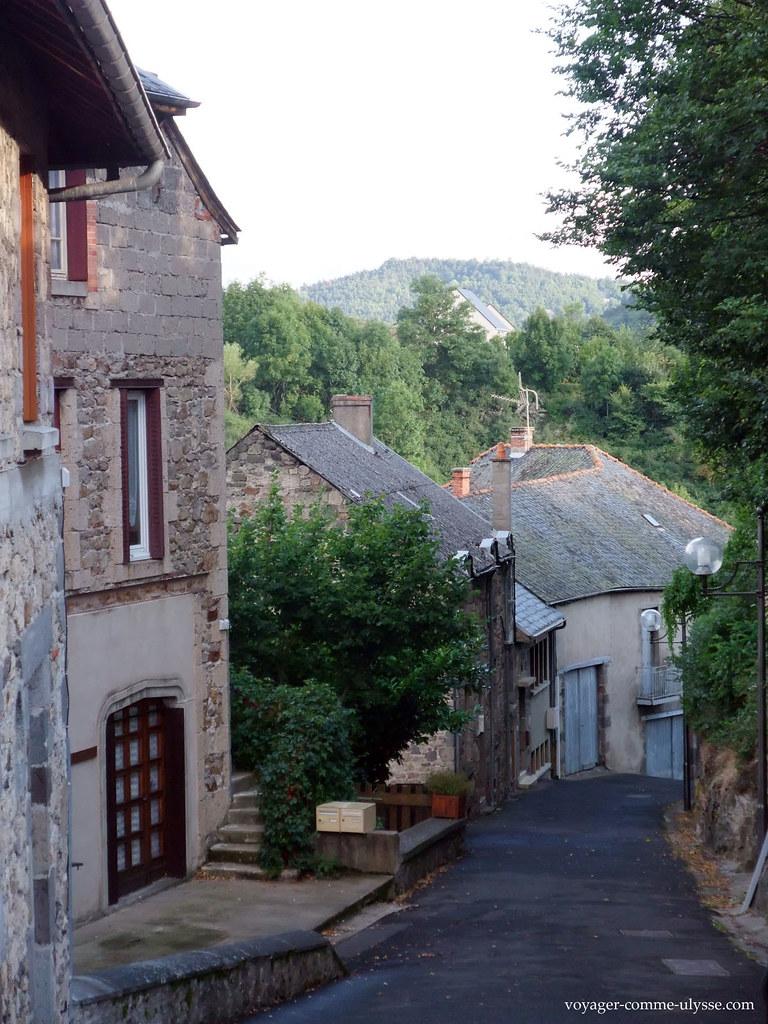 Rue de Saint Nectaire