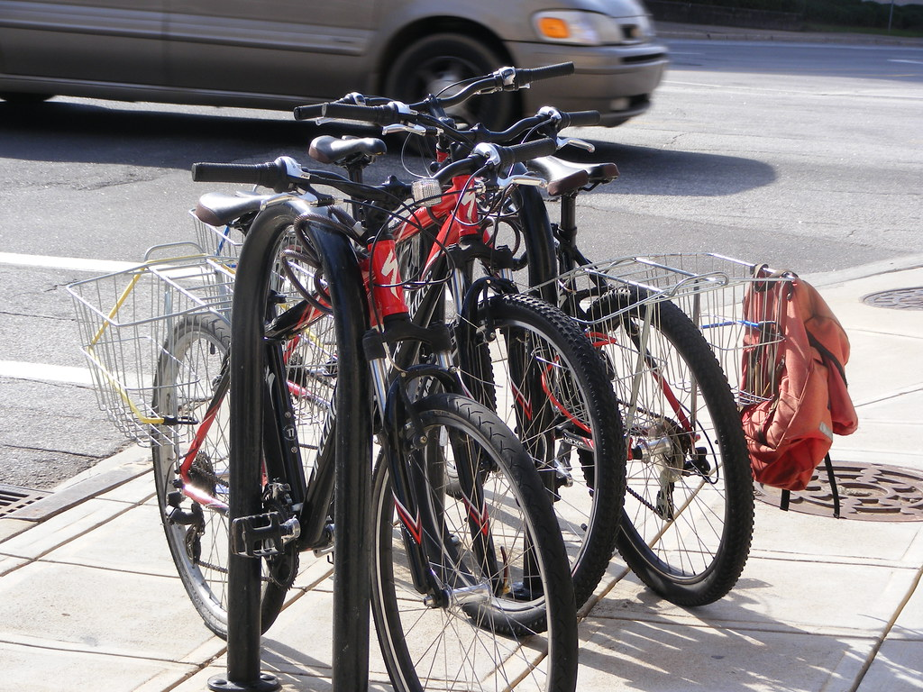 2-9-09 - Bikes
