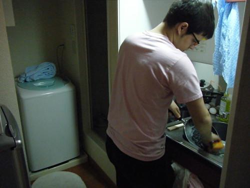 cocina-baño-lavadora