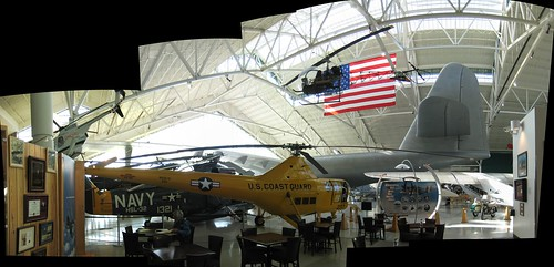 Spruce Goose Panorama, Take 1