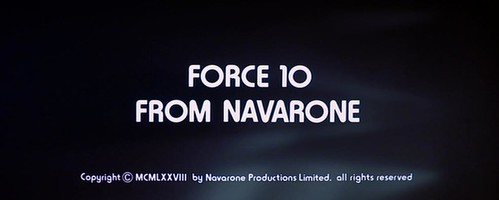 fuerza 10 de Navarone bis por ti.