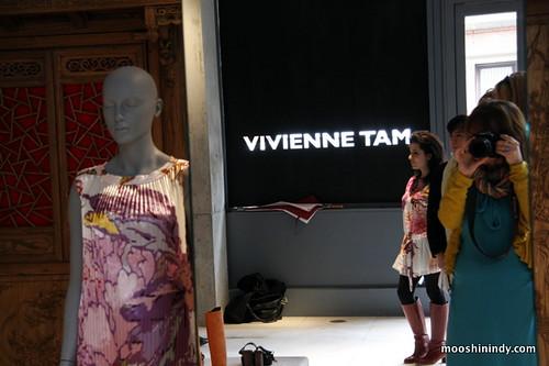 Vivienne Tam Boutique.