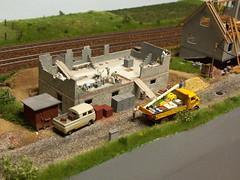 PICT2901 (dampflok44) Tags: baustelle modelleisenbahn modelrailroad modellbahn modelllandschaft