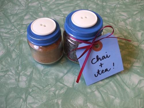 tea + chai kit!