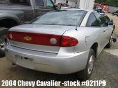 04 Chevrolet Cavalier -stock #0211P9