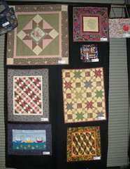 Miniature Quilt Silent Auction