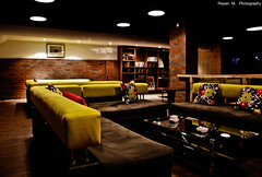 Havana (Rayan M.) Tags: lighting set creativity reading cafe sitting chairs library havana decoration books sofa saudi arabia interiordesign hangout makkah initiative             hamidsuliman