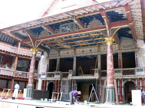 Escena teatro