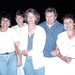 1992 Rina Passero, Anne Perry, Jan Swift, Ingrid Bergsma & Annie Stephenson