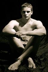 Meta Summer (eftimov-schenk-schwartz) Tags: portrait male sepia viktor model soe flickrsbest 25faves nikolaeftimov