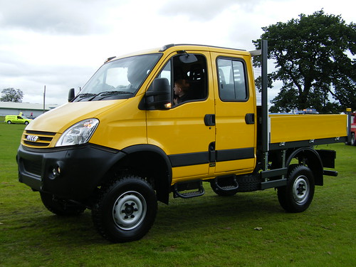 iveco eurocargo 4x4. IVECO Daily 4X4