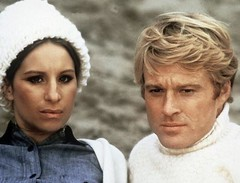 Barbra Streisand & Robert Redford in The Way We Were (djabonillojr.2008) Tags: film movie oscar actress actor 1973 academyawards nominee robertredford barbrastreisand bestactress thewaywewere waywewere actressinaleadingrole