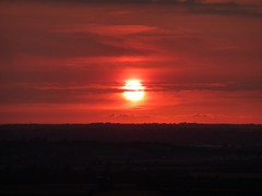 Dunstable Downs Sunset 080809 11 (Shylock1966) Tags: sunset downs dunstable