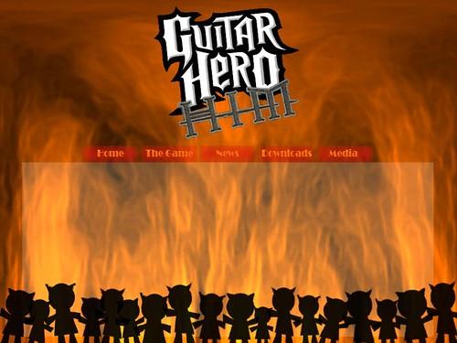Guitar Hero HIM