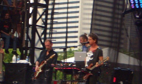 Lou Reed at Lolla